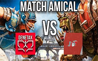 match amical julo vs denetax