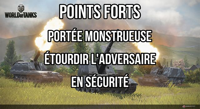 Point Fort artillerie
