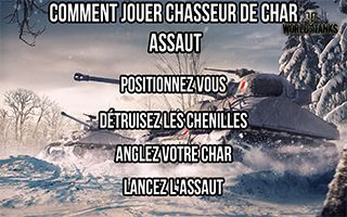 Assault chasseur de char