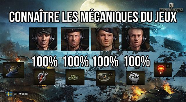 Equipage 100% wot