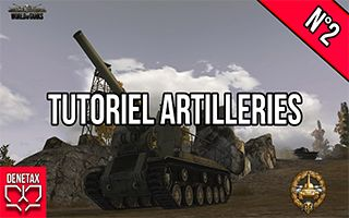 Tuto artillerie ancienne version wot
