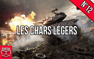 Les chars légers - world of tank